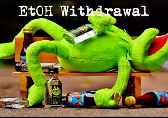 Dr. Jason Hine: From Rum Fits to DTs- how and where to treat alcohol withdrawal